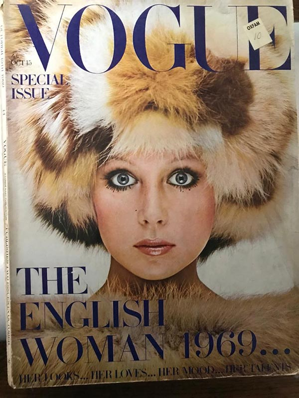 Vogue. Special Issue, Oct 15th 1969